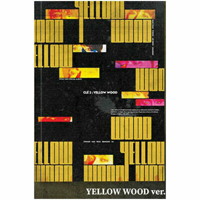 Clé 2  YELLOW WOOD by STRAY KIDS The Special Album Yellow Wood Ver-