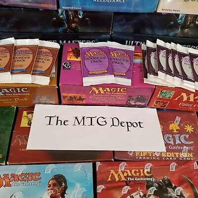 Magic the Gathering Booster Pack Bundles Lot MTG Fun Now Shipping Worldwide