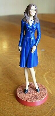 KATE MIDDLETON FIGURINE by Hamilton A Royal Engagement