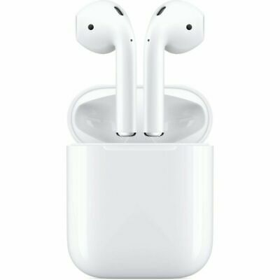 Apple AirPods 2nd Generation with Charging Case White MV7N2AMA IN Original BoX