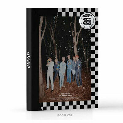 WE BOOM by NCT DREAM The 3rd Mini Album Boom Ver-