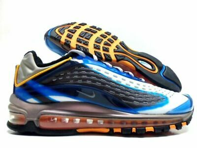 Nike Mens Air Max Deluxe AJ7831-401 Athletic  Lifestyle  Casual Sneakers