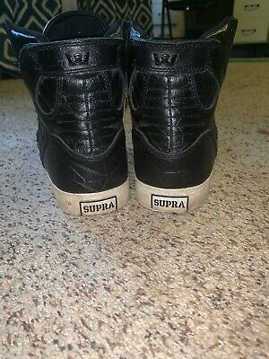 Supra Skytop Shoes Size 10-12