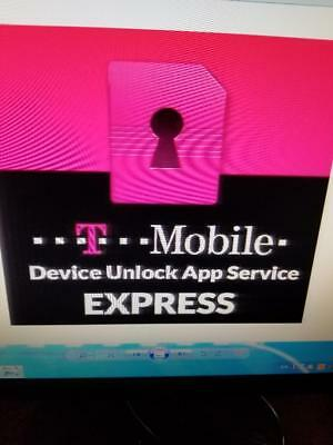 T-MOBILE ANDRIOD DEVICE UNLOCK