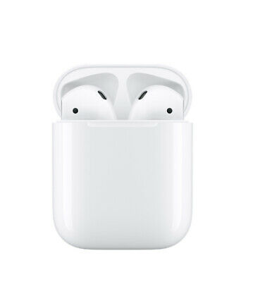 2019 Apple AirPods 2nd Generation - White Brand New In Box  Fast Free Shipping