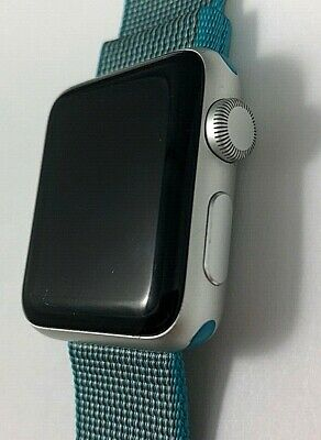 Apple Watch Series 2 38mm Silver- Very Nice Condition 90 DAY WARRANTY
