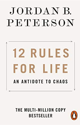 12 Rules for Life by Jordan B- Peterson  ⚜⚜   P-D-F   ⚜⚜