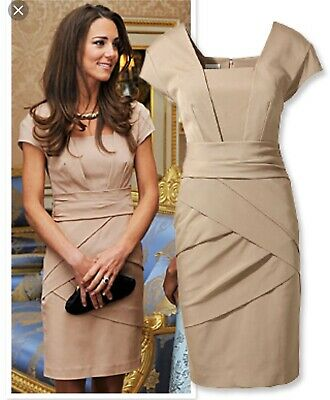 Reiss Shola Dress Size 10 - Kate Middleton Collectors dress