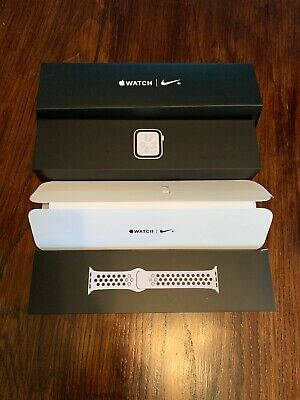 Apple Watch Series 4 40mm Nike- Boxes Only