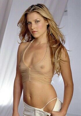 ALI LARTER - VERY SEXY OUTFIT