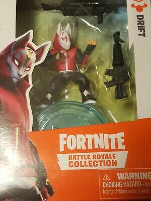 Epic Games Fortnite Battle Royale Collection DRIFT  Action Figure Toy
