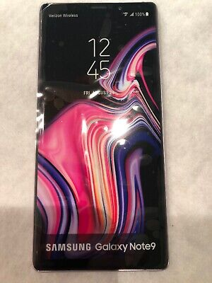 11 Dummy Non-Working Shop Display Phone Model For Samsung Galaxy Note 9 Purple
