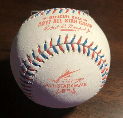 Rawlings 2017 MLB All Star Official Game Baseball Boxed BRAND NEW ALL STAR
