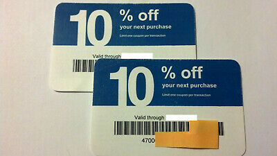 Twenty 20 Lowes 10 Competitors Coupons for Home Depot  Expires NOVEMBER 2020