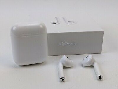 APPLE AIRPODS 2nd Gen Replacement Left or Right or Charging Case MV7N2AMA