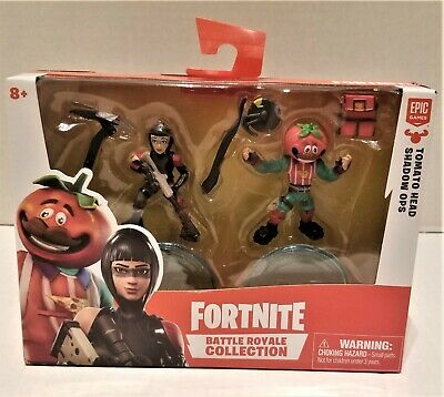 Fortnite Battle Royale Collection Duo Pack Tomatohead and Shadow Ops