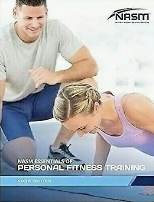 NASM Essentials of Personal Fitness Training 6th Edition E-BOOK