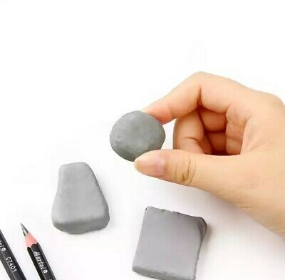 Soft Rubber Kneaded Eraser Artist Drawing Tool