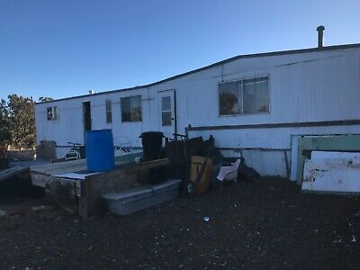 Manufactured homes On 4-87 Acres North of Heber Arizona TREES ON LOT 🌲 🌳