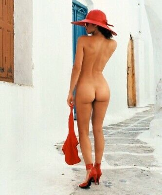 BARBI BENTON - BARE BUTT AND A HAT