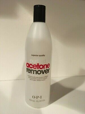 OPI Purified Acetone Remover 16 oz FREE SHIPPING Buy 1 Get 2nd 50 OFF