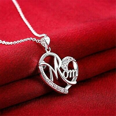Mother's day gift for Women Birthday Gifts Mothers Day Pendant Necklace US