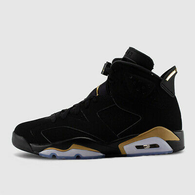 Nike Air Jordan Retro VI 6 DMP 2020 Metallic Gold Black CT4954-007 Sz 4y-14