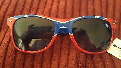 AMERICA 4TH FOURTH OF JULY UNISEX SUNGLASSES
