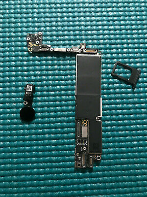 Apple iPhone 7 32GB matt unlocked GSM logic board  Please read for parts only