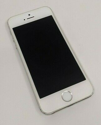 Pre-Owned Apple iPhone 5s 32GB White AT-T Model A1533 Good Condition