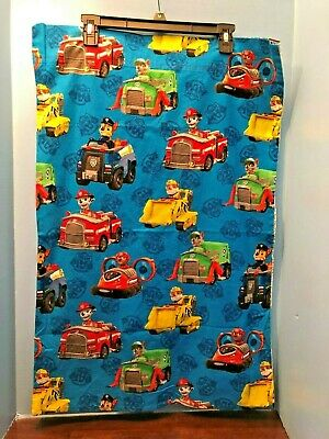 Paw Patrol Hand Made Pillow Case