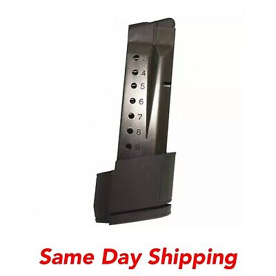 ProMag fits Smith - Wesson M-P Shield Magazine 10 Round 9mm Mag-SMI 28