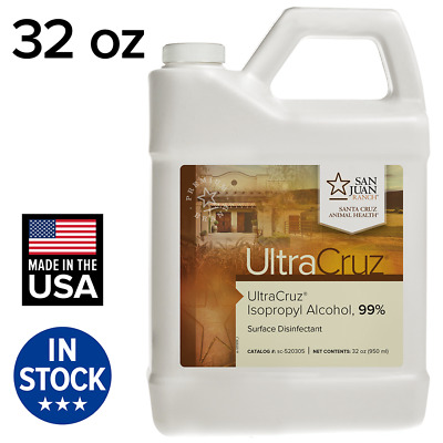 UltraCruz Isopropyl Alcohol 99 32 oz