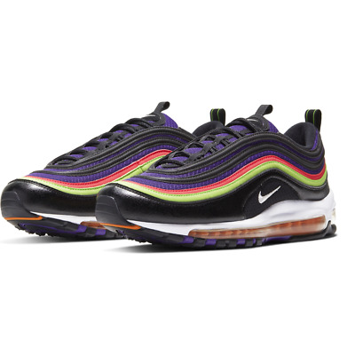 Nike Air Max 97 Joker Black Court Purple Mens CU4890-001 Sizes 8-13 Brand New