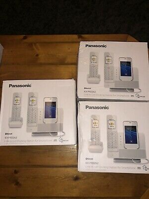 Panasonic Kx-PRD262 Link-to-cell Docking Station For Smartphone