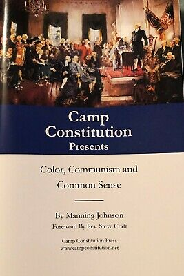 Color Communism and Common Sense by Manning Johnson