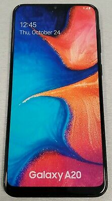 Non-Working Shop Display Phone Model For Samsung Galaxy A20