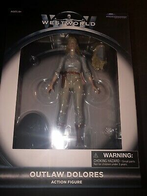 Outlaw Deloras WESTWORLD Figure Diamond Select Toys New In Box