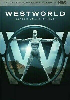 Westworld Season One The Maze New DVD