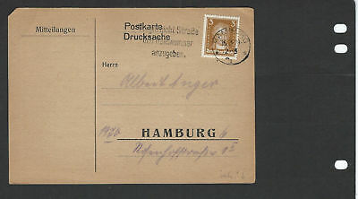 GERMANY-SELECTION-COVERS-OLDER-CLASSICS-6-NICE STAMPS AND STRIKES-125