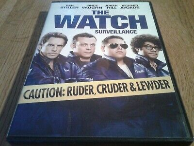 The Watch DVD 2012
