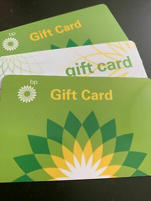 BP Gas Gift Card 60 4 10 - 4 5
