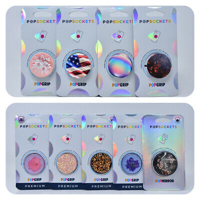 PopSockets Phone Swappable Pop Grip - Stand for iPhone Galaxy Smartphone Tablets