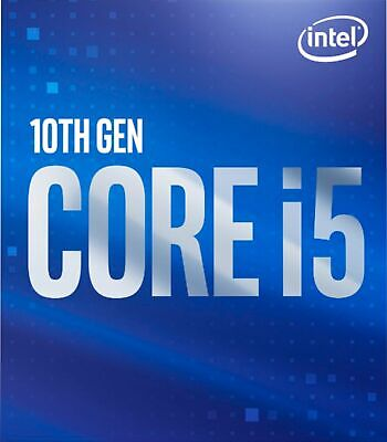 Intel - Core i5-10400 10th Generation 6-Core - 12-Thread - 2-9 GHz 4-3 GHz T-