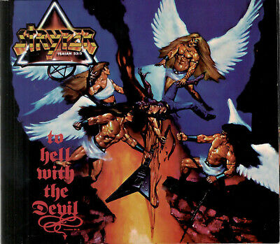 STRYPER To Hell With the Devil CD