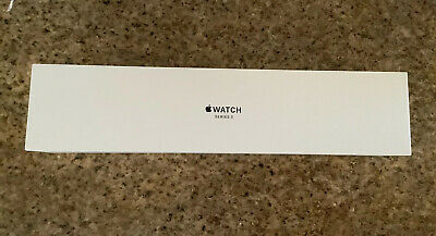 Apple Watch Box Series 3 Box Only No Device