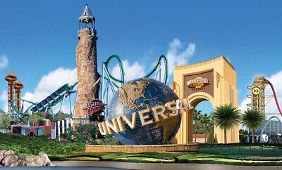 UNIVERSAL STUDIOS ORLANDO FL Discount SAVING TOOL Multiple Days Ticket Options