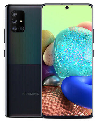 Samsung Galaxy A71 5G SM-A716U - 128GB -  Black for T-Mobile ONLY