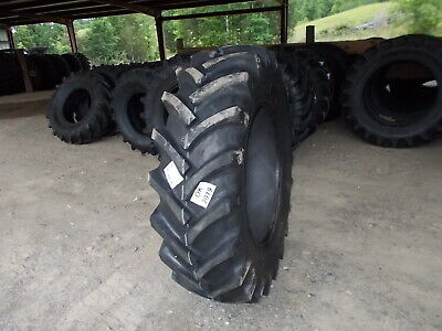 Two new 18-4-34 14 ply R1 Tractor Tires