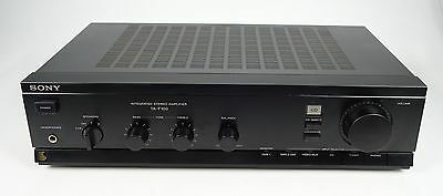 SONY TA-F100 INTEGRATED STEREO AMPLIFIER  +++